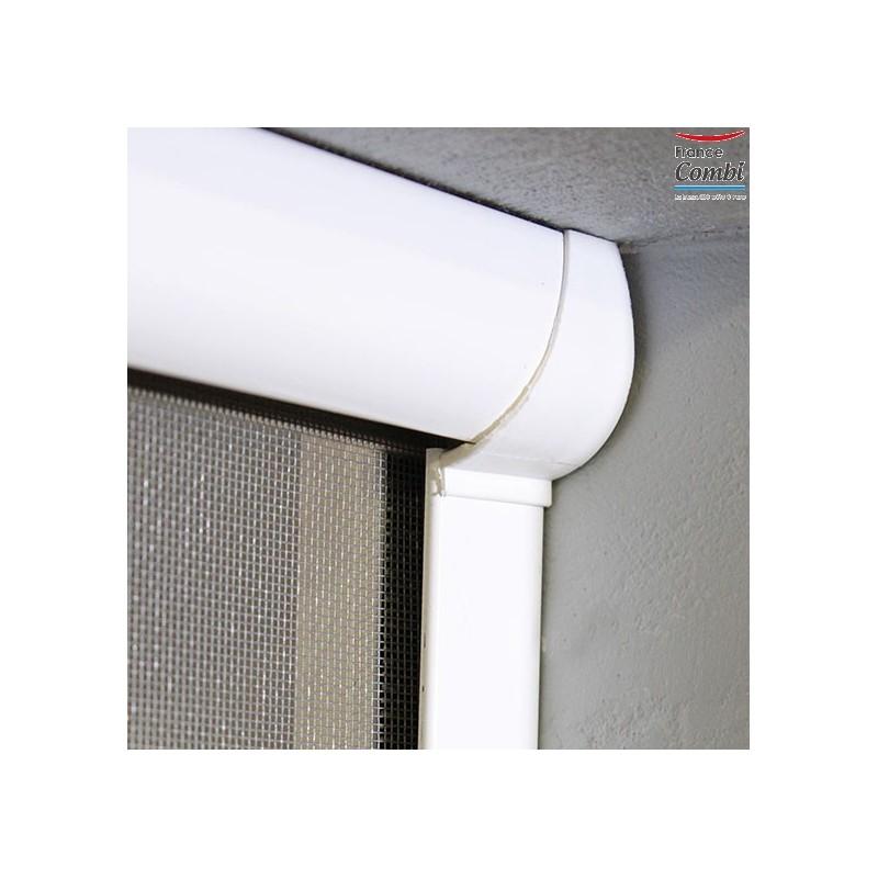 moustiquaire enroulable sur mesure moustikit pour porte. Black Bedroom Furniture Sets. Home Design Ideas