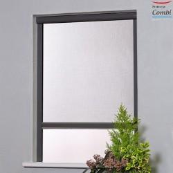 Moustiquaire enroulable sur mesure fenêtre