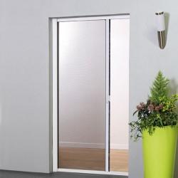 Moustiquaire enroulable latérale pour porte et baie vitrée MOUSTIKIT CONFORT