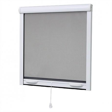 Moustiquaire aluminium 125 x 145 cm pas cher