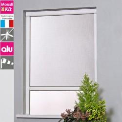 Moustiquaire enroulable alu fenêtre