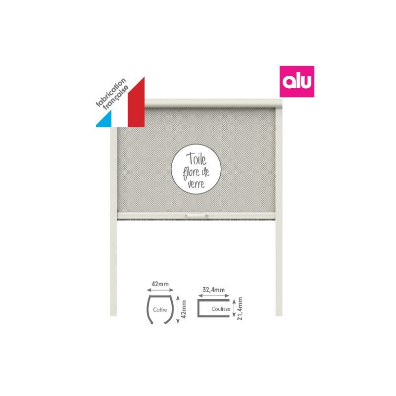 store moustiquaire enroulable au pour fen tre prix co. Black Bedroom Furniture Sets. Home Design Ideas