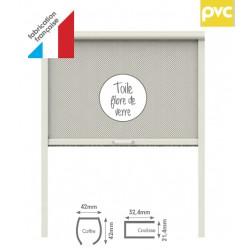 Store Moustiquaire PVC pour fenêtre - MOUSTIKIT OPTIMA
