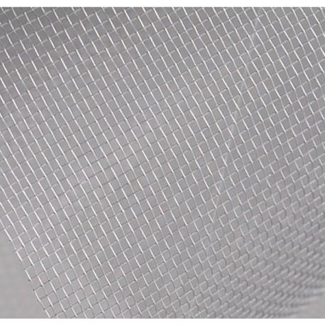 Toile moustiquaire alu en rouleau de 1,5 m