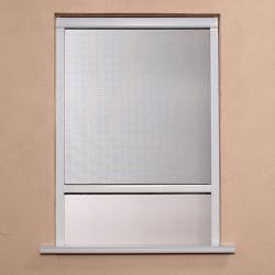 Moustiquaire enroulable PVC fenêtre