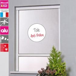 Nouveau Gamme Moustikit Enroulable avec toile Anti-pollen - Label ECARF
