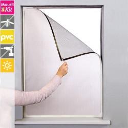 Moustiquaire Cadre Fixe Magnétique avec toile PARESOLEIL OPTIMA 120 x 100 cm par Moustikit